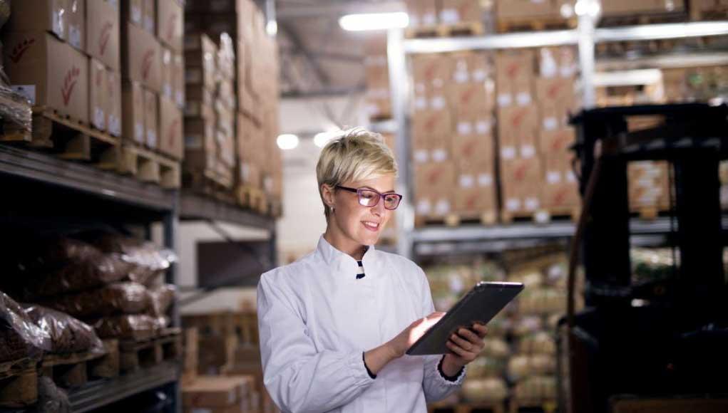 Riadenie zásob cez Buffer management